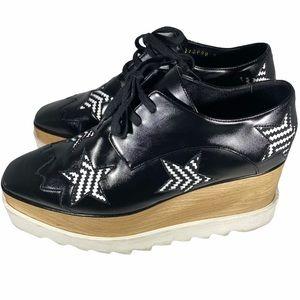 Stella McCartney Designer Platform Star Shoes 6